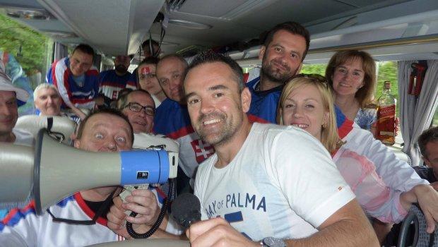 ... uplynulý víkend som bol súčasťou skvelých hokejových tripov do Ostravy na zápasy SR-Fínsko a SR-Rusko...ak budete niekedy plánovať podobnú akciu, rád vám pomôžem...