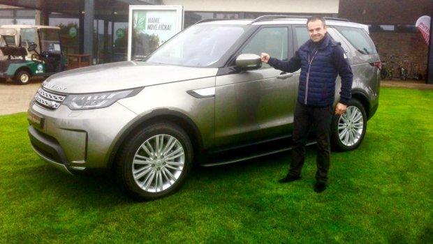 Len pred týždňom mal Land Rover Discovery 5 premiéru na Paris Motor Show a my sme ho už včera a dnes mali na Zaaaahoríí...tak nech sa mu darí na tých našich tankodromoch;)))Penati Golf Resort JaguarLand RoverRANGE ROVER