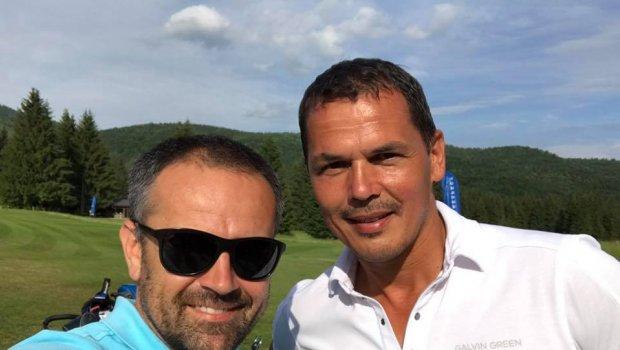 Dnes na golfe na Ski, Golf & Hotel Resort Tale bol Marián Zeman absolútne skvelý,ale ja sa už teraz teším na spoločné zážitky počas EURO U21 - Polska 2017...sledujte od 16.6. Dajto a Markiza