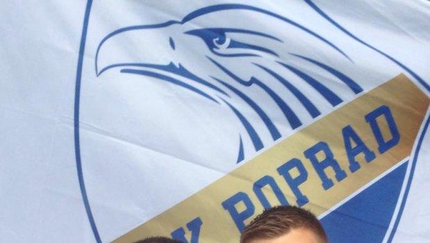 FK Poprad má 110 rokov a v budúcnosti chce preletieť až do Fortuna liga...dnes gratuluje AS Trenčín aj s Matúš Bero...určite by bol radšej na UEFA EURO ,no tešíme sa,že prišiel...takže ešte raz-živióóó FK Poprad